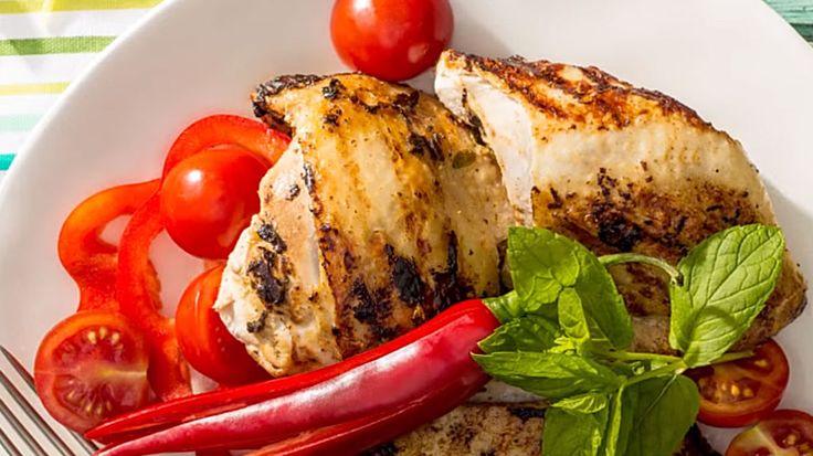Μαρινάτα για μπούτια κοτόπουλου - Worthy and it Shows
