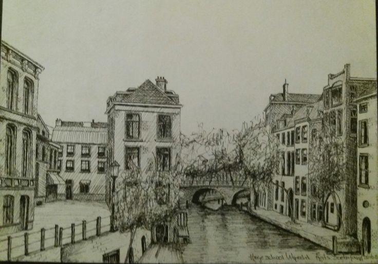 Utrecht, Holland SOLD