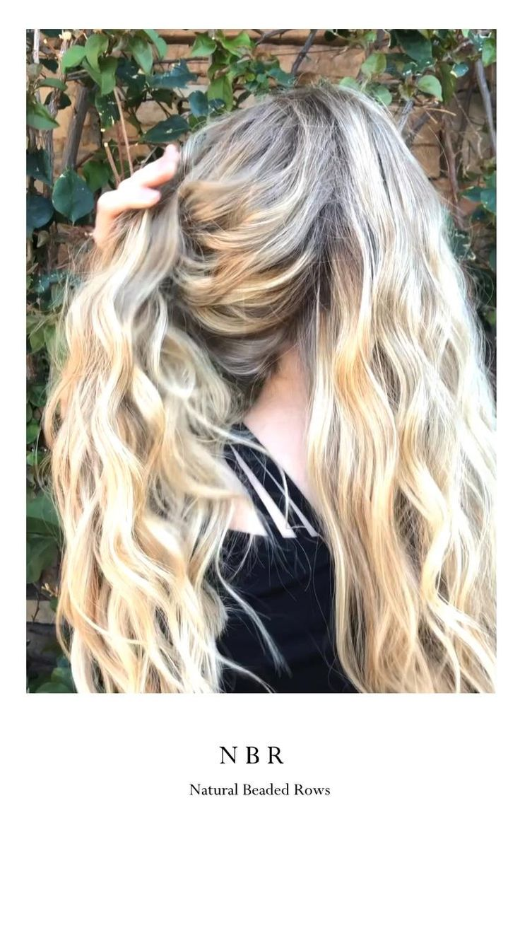 Pin on NBR Hair Extensions