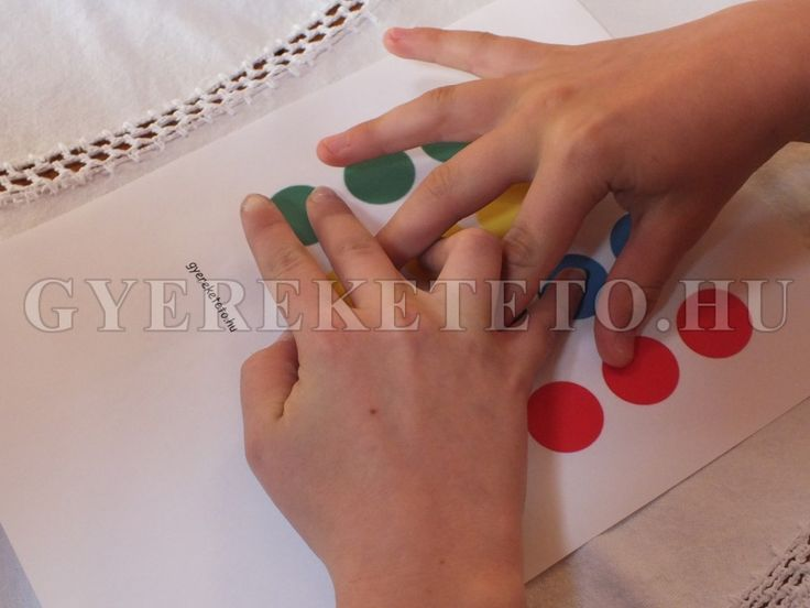 Twister, ami segít majd szépen írni!