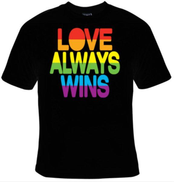 Gay Pride Shirt, Marriage Equality, Rainbow Shirt, Love Shirt, Same sex shirt, LGBT shirt, Equal rights, Lesbian couple, Blended family by MorningWoodStudio on Etsy