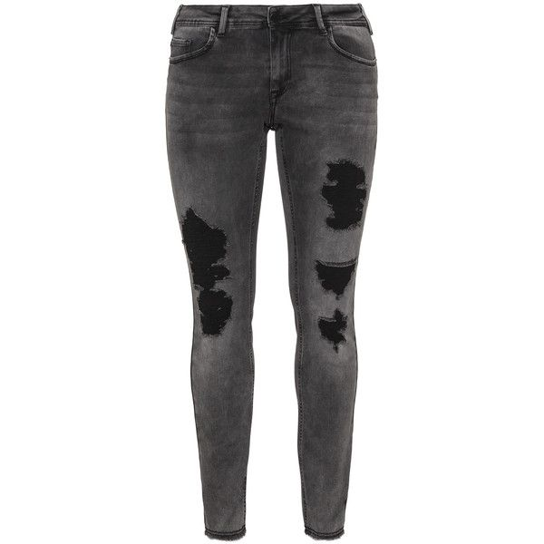 25  best Grey Jeans Womens ideas on Pinterest | Grey night out ...