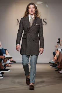 Morris Heritage Spring/Summer 2016 - Stockholm Fashion Week | Male Fashion Trends