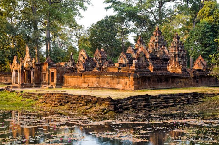 Fascinating Cambodia Travel Photography And Stock Images Manchester with Banteay Srei In Cambodia | Goventures.org