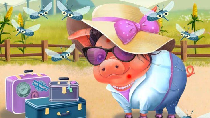 Farm animal hospital 3 play fun animals pet care games
