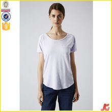 2015 latest women blank pocket white t shirt wholesale best buy follow this link http://shopingayo.space