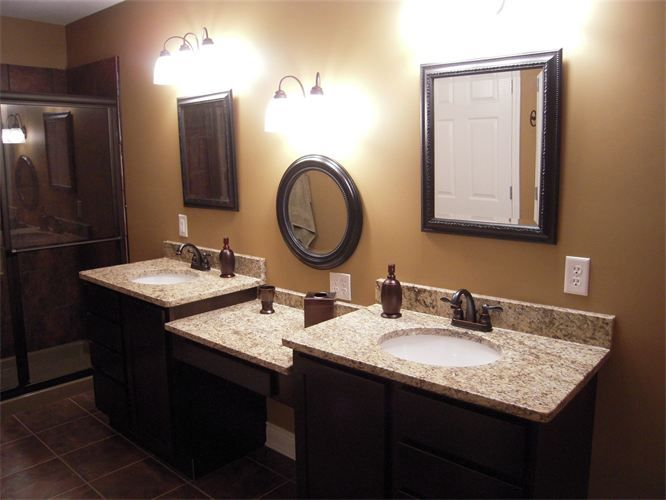 majestic 1920s bathroom vanity. MAJESTIC HOMES AND REMODELING LLC  Bathroom Remodels Columbia MO 14 best Knee Space Ideas images on Pinterest Bathrooms