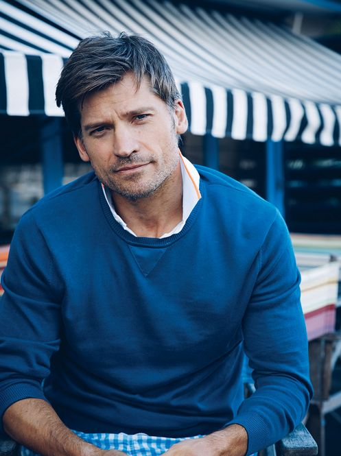 Nikolaj Coster-Waldau Poses for Photos in C for Men, Talks Jaime Lannister's…