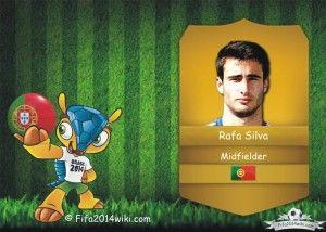 Rafa Silva - Portugal Player - FIFA 2014