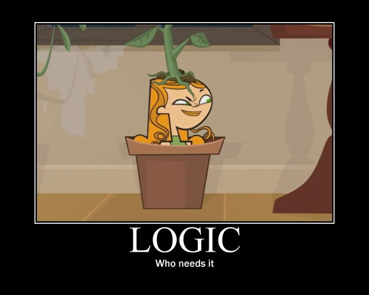Total Drama All Seasons | Total Drama Island Logic...