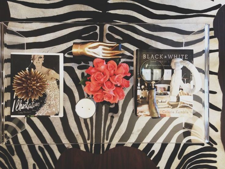Zebra Carpet #inspiration #fashion #interior #details