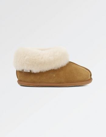 Shauna Sheepskin Slipper Boots, Slippers   FatFace.com