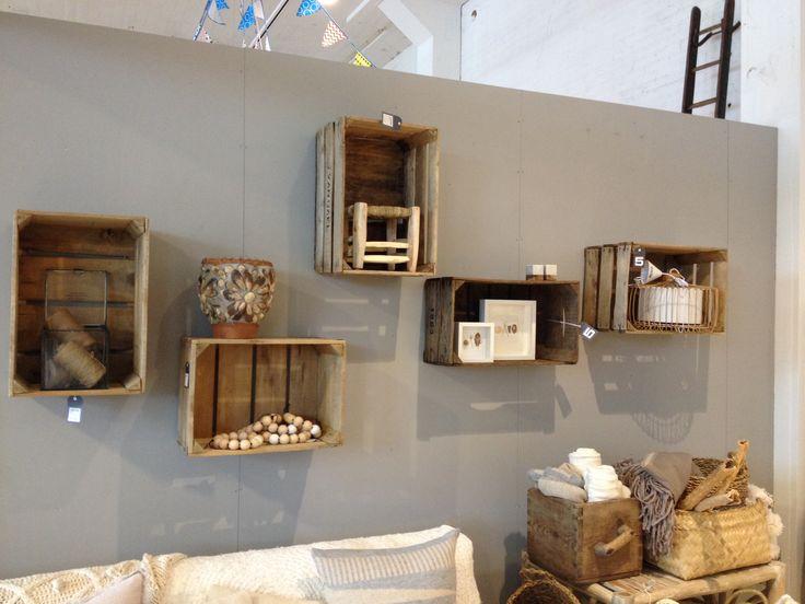 17 beste idee n over muur planken op pinterest wandrek planken en foto planken - Foto van decoratie interieur ...
