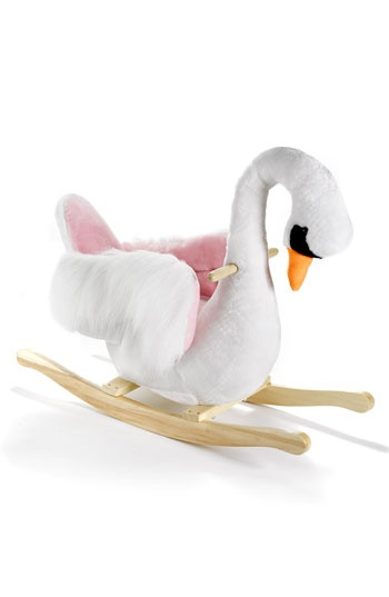 Charm Co. Swan Rocker available at #Nordstrom