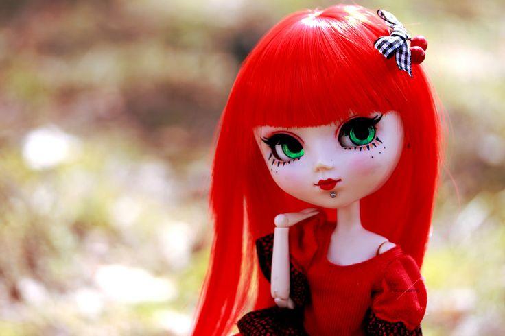 Cherry girl | by Siniirr
