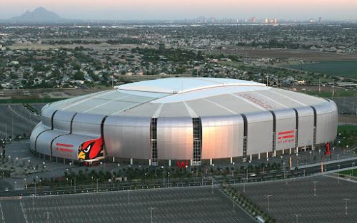 Mega Engenharia: University of Phoenix Stadium – Arizona