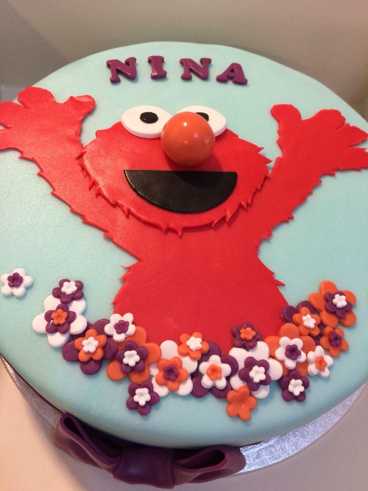 Elmo taart