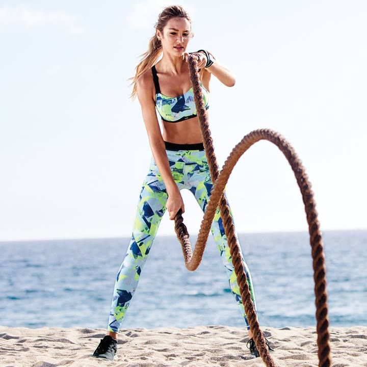 Owning my next workout. #IDeserveIt | Victoria's Secret Sport