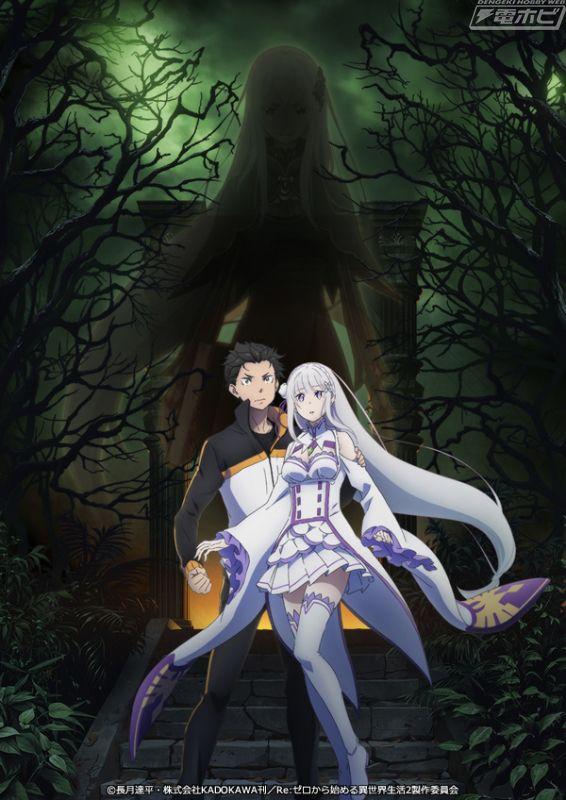 Re Zero Saison 2 Otaku Level 10 En 2020 Dessin Anime Kawaii Anime Otaku Anime