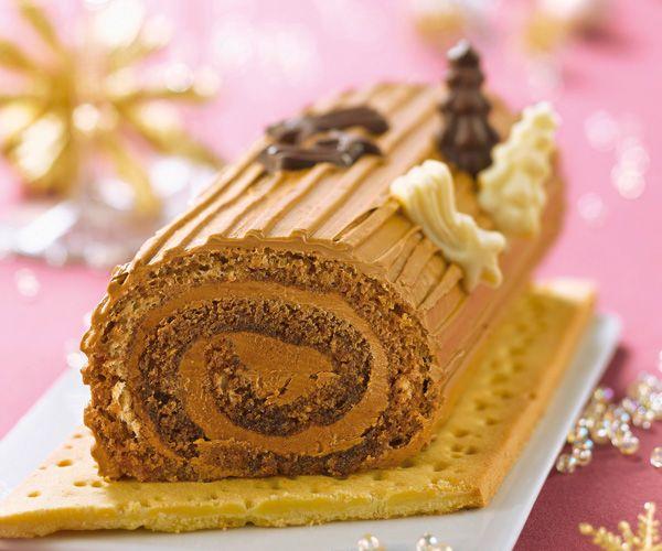 Pour les fêtes, notamment celles de fin d'année, voici une recette pour préparer une bûche au café. Un dessert gourmand qui fera plaisir à toute la famille.