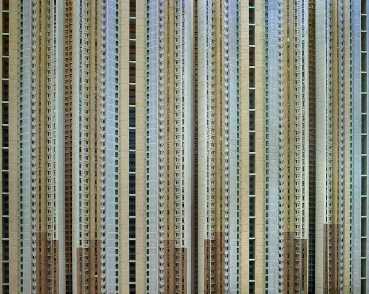 IlPost - © Michael Wolf, Architecture of Density - © Michael Wolf, Architecture of Density
