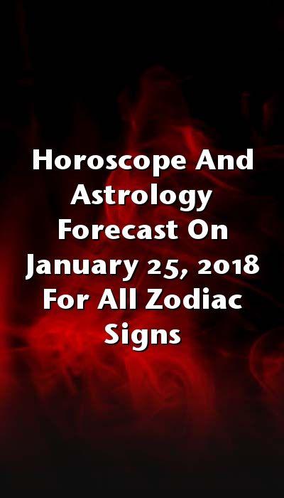 25 january horoscope virgo