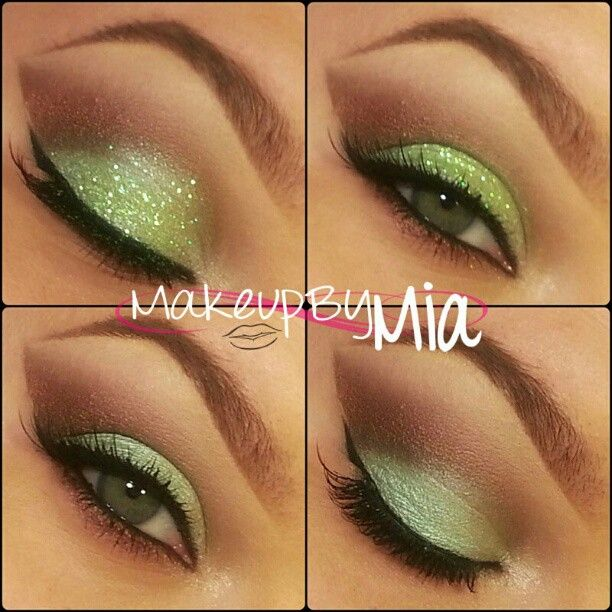 All pigments are from @bftecosmetics : Lid- Appletini Crease- Isis ... - makeupbymia @ Instagram Web Interface - 5th village