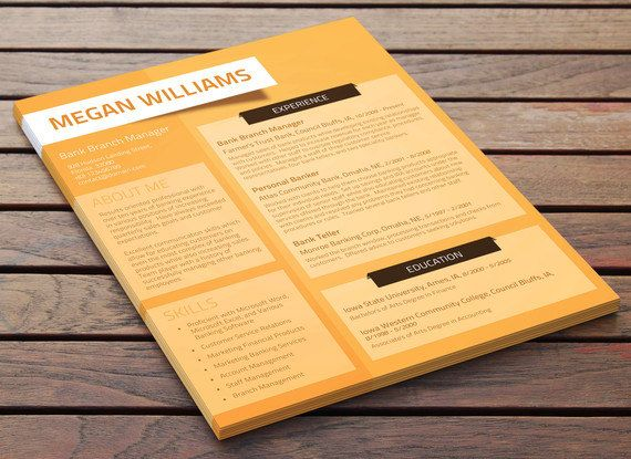 8 best Modern Resume Designs images on Pinterest Resume design - the modern resume