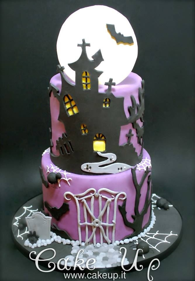 17 Best Images About Halloween Cakes On Pinterest Cute