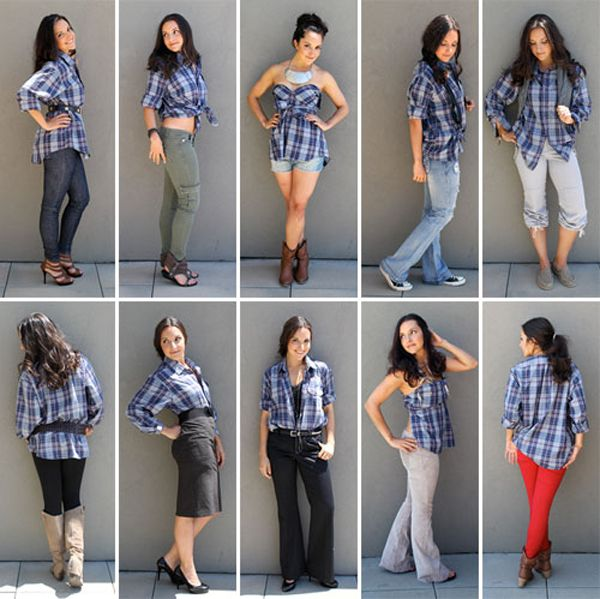 shirt wear ways shirts stylish