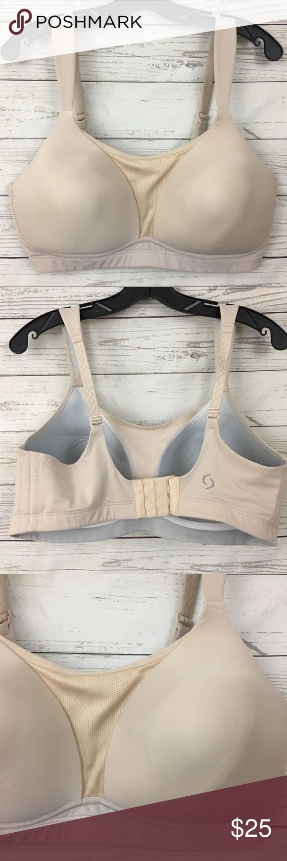 Moving Comfort luna nude sports bra Great condition no flaws Moving Comfort Intimates & Sleepwear Bras
