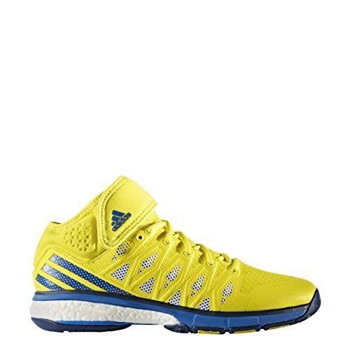 Oferta: 101.97€. Comprar Ofertas de adidas Energy Volley Boost Mid, Zapatos de Voleibol para Hombre, Amarillo (Amabri/Azul/Azumis), 44 EU barato. ¡Mira las ofertas!