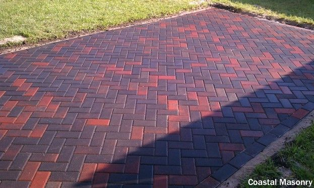 Top 25 ideas about Small Brick Patio on Pinterest