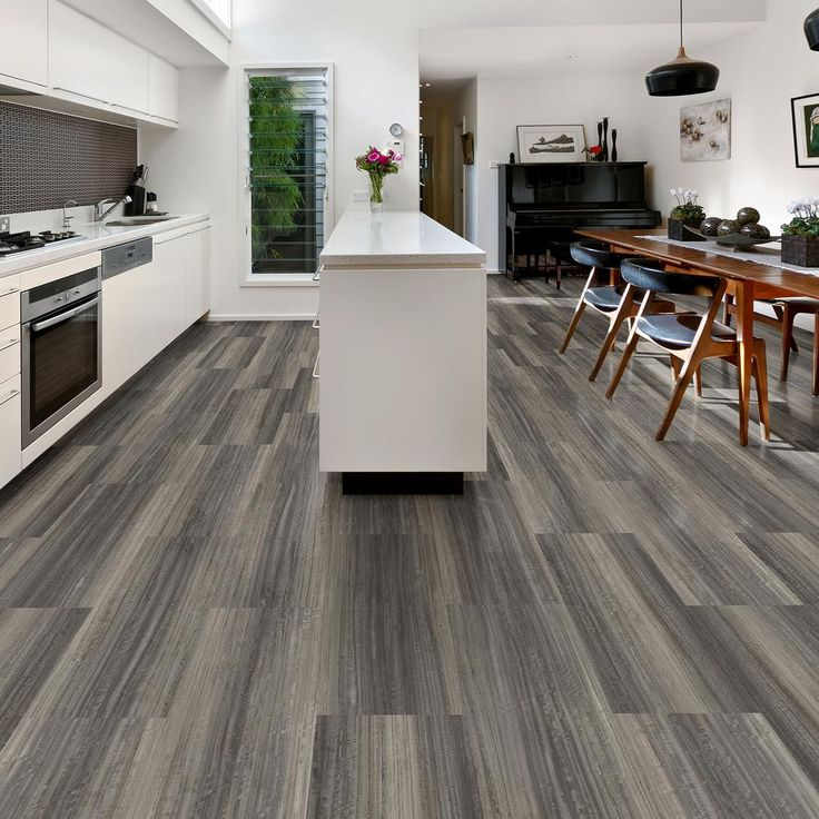 Kitchen Flooring Home Depot: 11 Best Vinyl Plank Floor Images On Pinterest