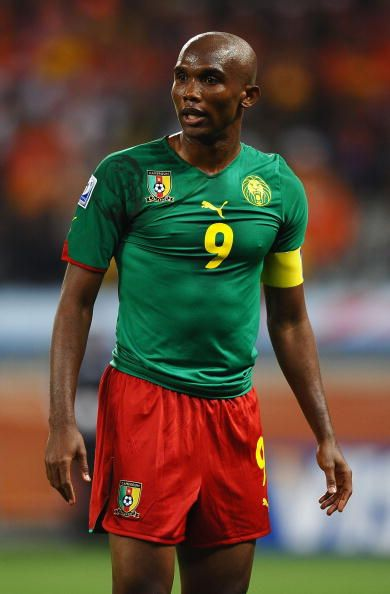 Cameroon - Samuel Eto'o: With 100-plus caps and his tally still increasing as his country's all-time leading goal scorer, Eto'o has been pivotal in any Cameroonian success for more than a decade and a half. Under the stewardship of manager Jose Mourinho, the 33-year old has enjoyed a steady season with Chelsea despite briefly going into international retirement in September after a dispute with international boss Volker Finke. Cameroon face a tough group of Brazil, Croatia, and Mexico.