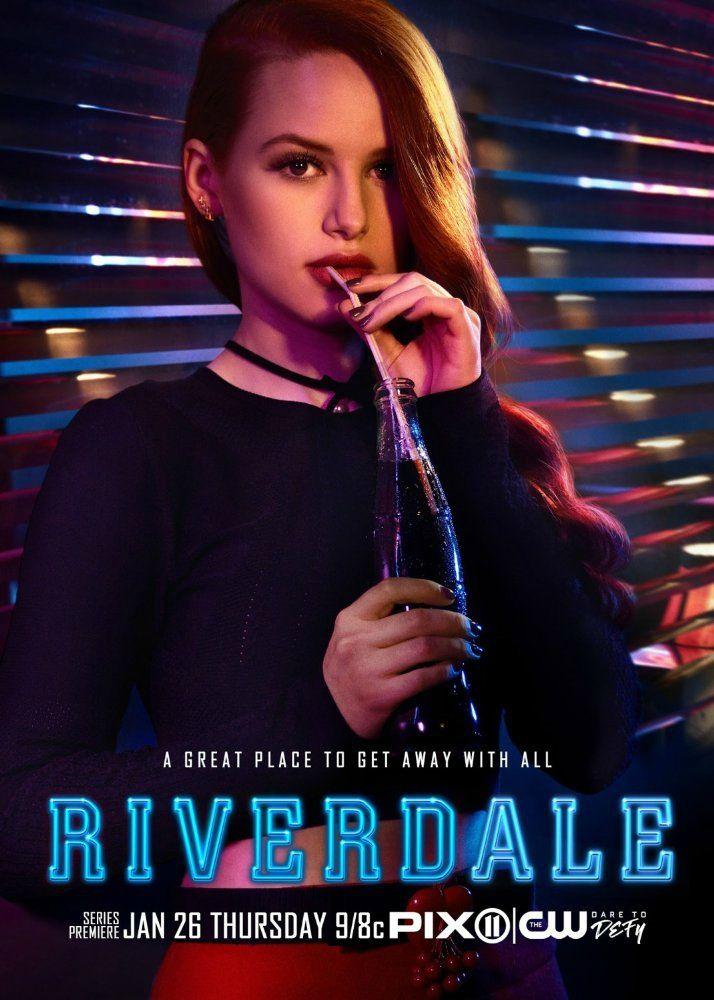 Cheryl_Madelaine Petsch_Riverdale