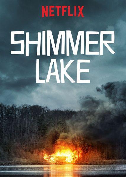 √ Shimmer Lake - Poster