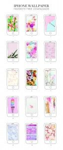 Our 15 Favorite iPhone Wallpaper Free Downloads – the pink edition! | Abstract HD Wallpapers 5