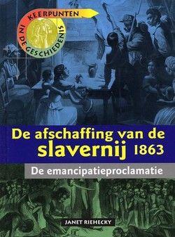 Oorzaken en gevolgen van de afschaffing van de slavernij in 1863 en de aanname van de wetten voor gelijke burgerrechten in de Verenigde Staten. Met illustraties in kleur en zwart-wit. Vanaf ca. 13 jaar.