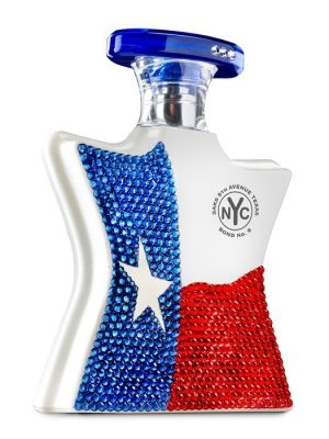Texas Bond No 9   for women and men. dont know how it smells but its a pretty bottle