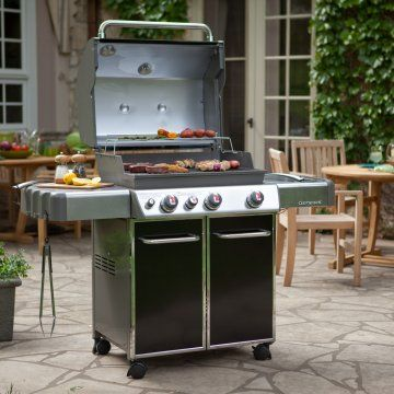 weber genesis e330 gas grill propane gas grills at hayneedle 800