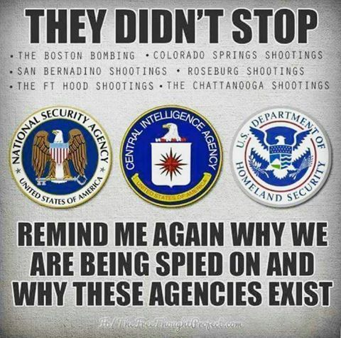 "The USA is the Largest Deception EVER Perpetrated!   		http://thehonestintelligence.blogspot.com/2013/04/united-states-of-america-is-not-what.html ..  The FCC, CIA, FBI, NASA, NSA, DHS, DEA, DOJ, and all of the other alphabet gangs were never part of the U.S. govt. Even though the ""U.S. Govt"" held stock in the agencies. (U.S. v Strang, 254 US491 Lewis v. US, 680 F.2nd, 1239)"