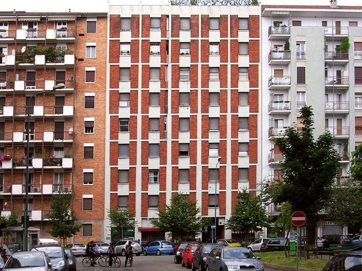 Condominio in piazza Perego 7 1958 - 1959 Vittoriano Viganò
