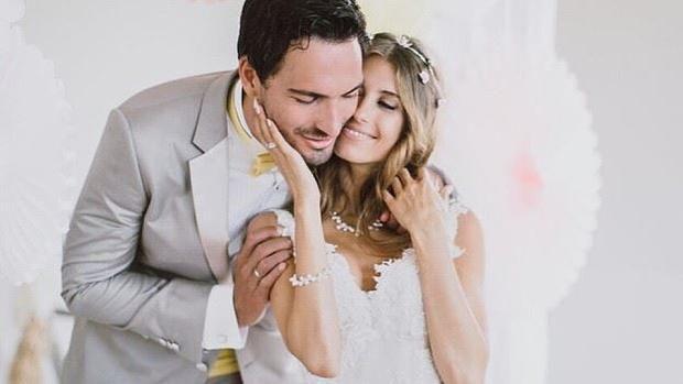 Mats Hummels und Cathy Fischer: So süß bedankt sich das Brautpaar nach der Hochzeit
