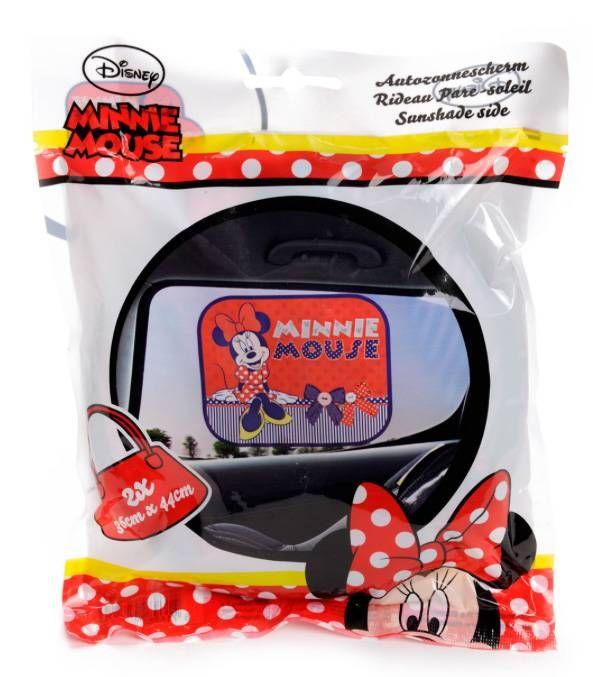 Disney Minnie Mouse Zonnescherm 2 stuks