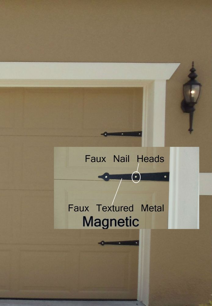 23 Best Images About Magnetic Decorative Garage Door