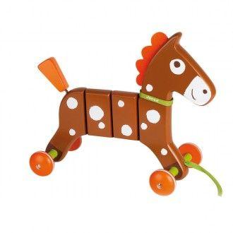 Juguetes 3 a 5 años : Pony arrastre