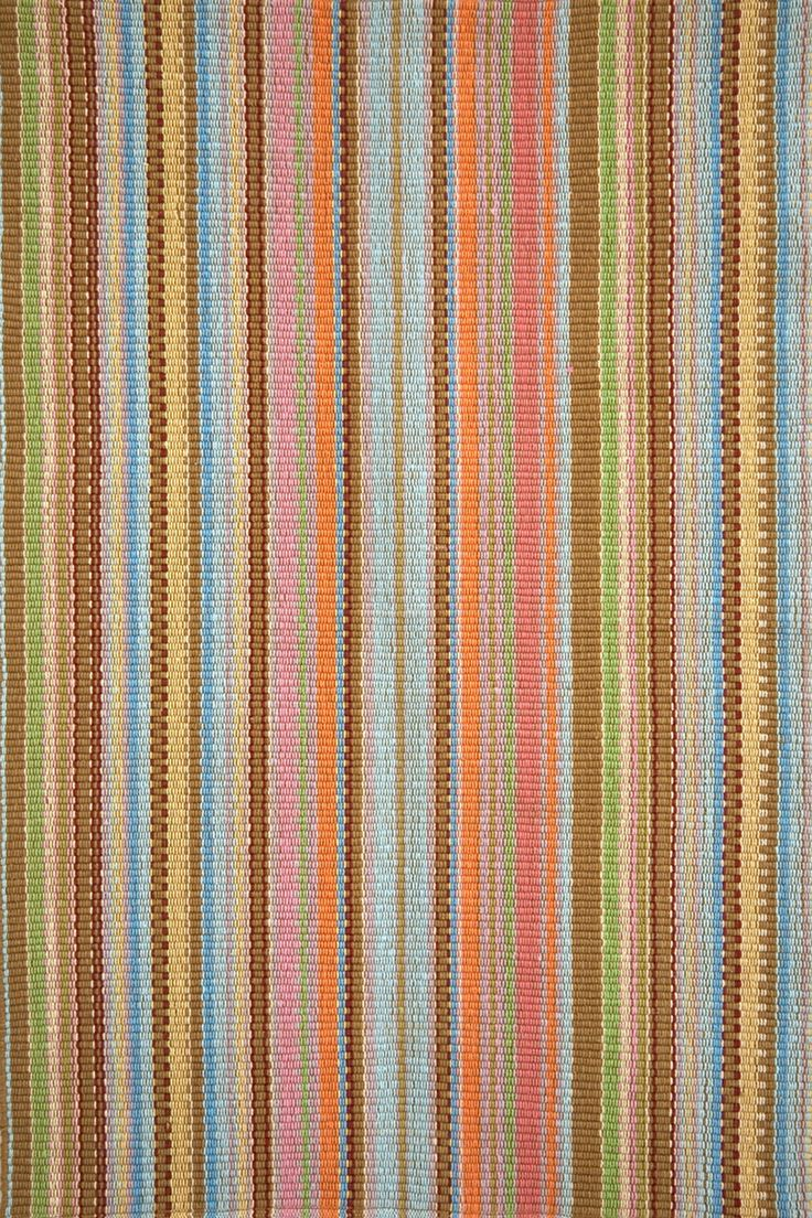 best rugs images on pinterest  stairs stair runners and  - dash  albert  zanzibar ticking woven cotton rug  dream in technicolorwith this multicolor