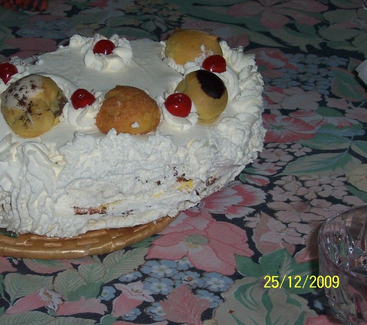 Torta Gran Sasso - by Chef Ninò