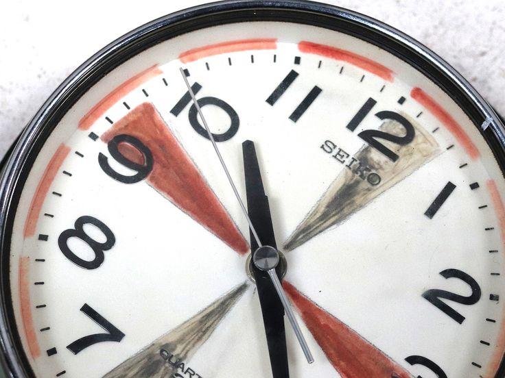Salvaged Radio Room Ships Clock By MRC Thumbnail